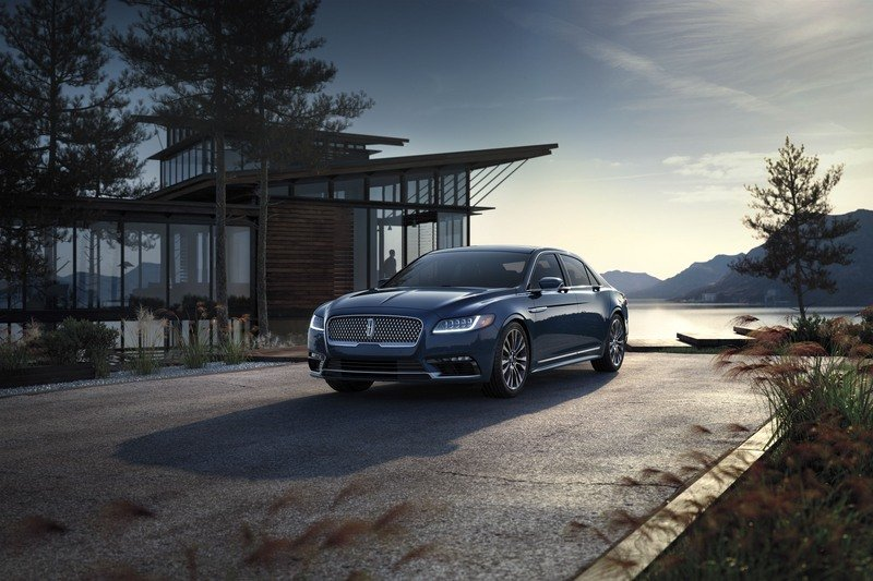 2017 Lincoln Continental Black Label Edition High Resolution - image 710462
