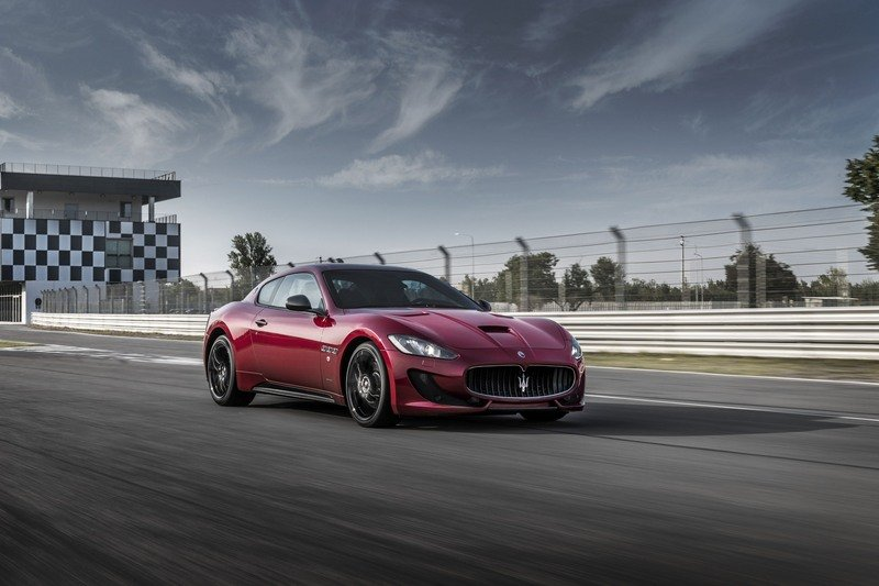 Maserati GranTurismo Clings to Life with New Sport Special Edition High Resolution Exterior - image 709012