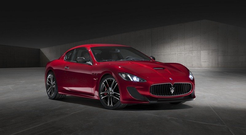 Maserati GranTurismo Clings to Life with New Sport Special Edition High Resolution Exterior - image 709018