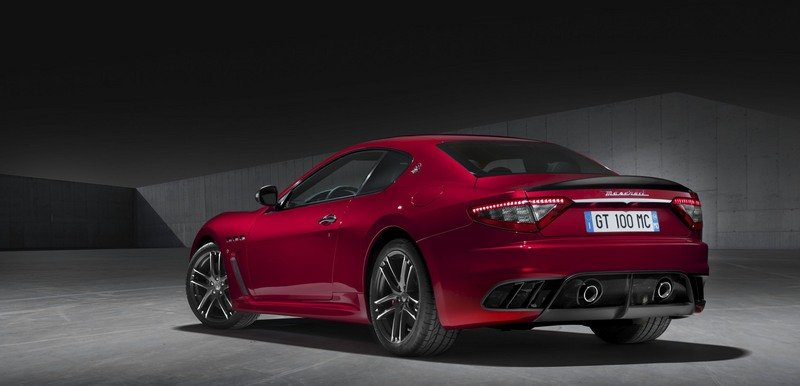 Maserati GranTurismo Clings to Life with New Sport Special Edition High Resolution Exterior - image 709019
