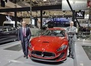 Maserati GranTurismo Clings to Life with New Sport Special Edition - image 709022