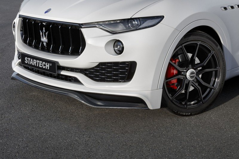 2017 Maserati Levante by Startech High Resolution Exterior - image 707849