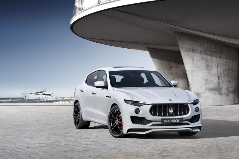 2017 Maserati Levante by Startech High Resolution Exterior - image 707853