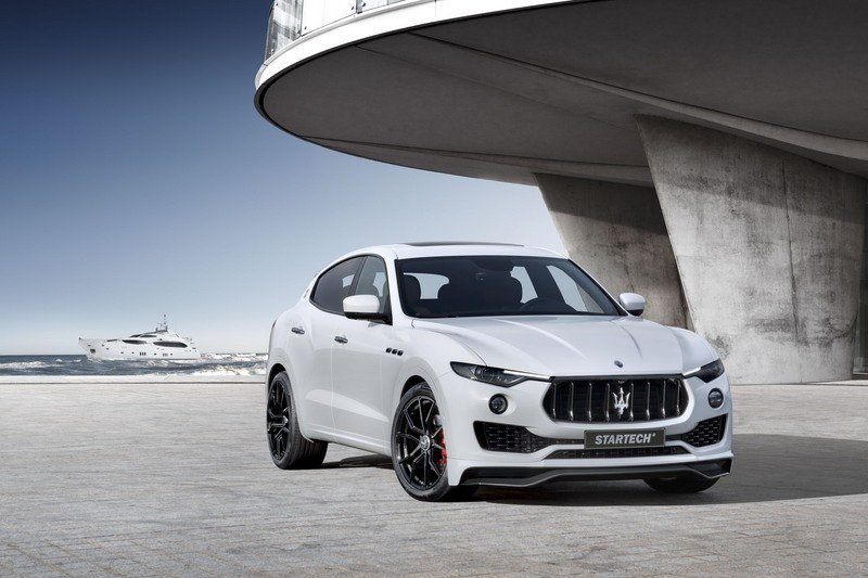 2017 Maserati Levante by Startech High Resolution Exterior - image 707846