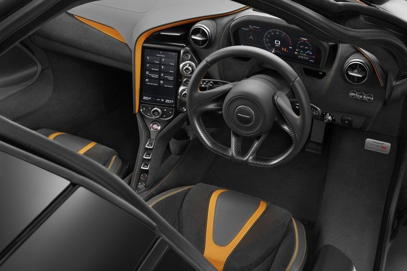 2018 McLaren 720S High Resolution Interior - image 708570