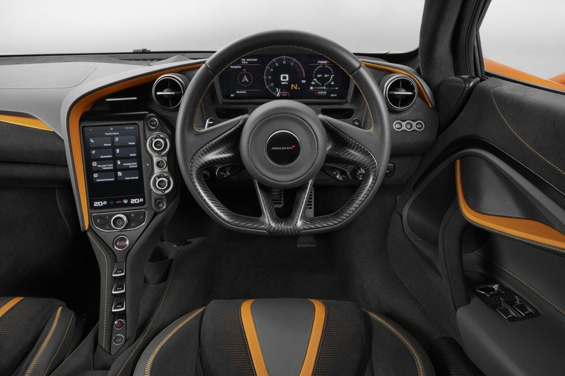 2018 McLaren 720S High Resolution Interior - image 708572