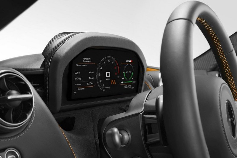 McLaren 720S Wows Geneva with Aggressive Design and P1-like Performance High Resolution Interior - image 708574