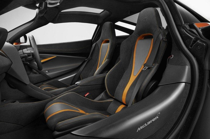 2018 McLaren 720S High Resolution Interior - image 708577