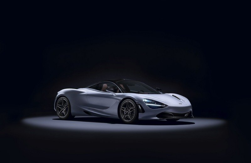 McLaren 720S Wows Geneva with Aggressive Design and P1-like Performance High Resolution Exterior - image 708578