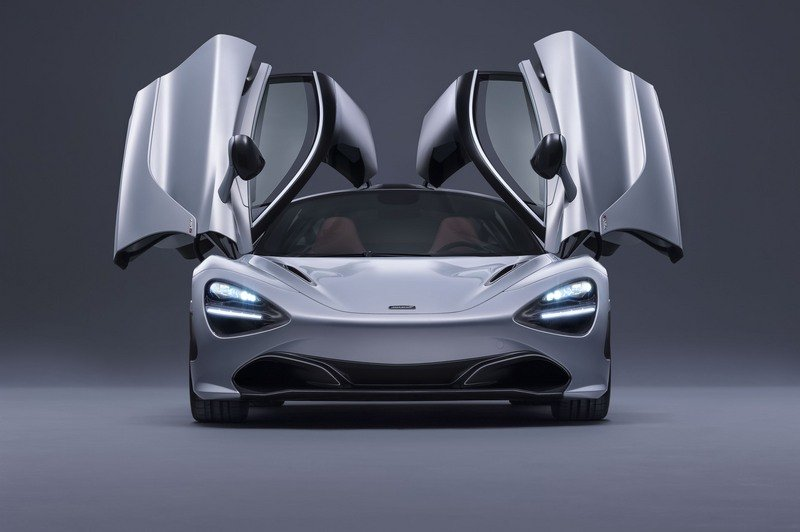 2018 McLaren 720S High Resolution Exterior - image 708582