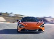 McLaren 720S Wows Geneva with Aggressive Design and P1-like Performance - image 708588