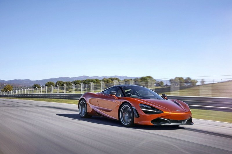 2018 McLaren 720S High Resolution Exterior - image 708563