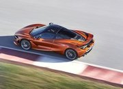 McLaren 720S Wows Geneva with Aggressive Design and P1-like Performance - image 708565