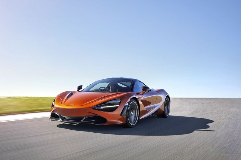 2018 McLaren 720S High Resolution Exterior - image 708566
