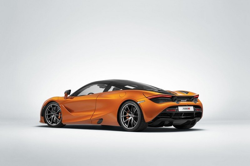 McLaren 720S Wows Geneva with Aggressive Design and P1-like Performance High Resolution Exterior - image 708568