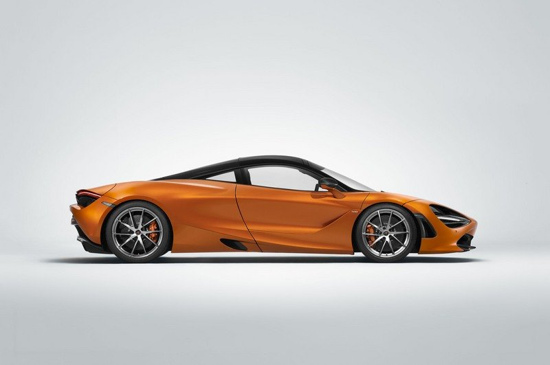 2018 McLaren 720S High Resolution Exterior - image 708569