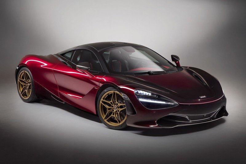 McLaren 720S Velocity Is The First MSO Special-Edition Super Series High Resolution Exterior - image 708904