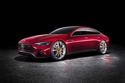 2017 Mercedes-AMG GT Concept - image 710494