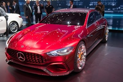 2017 Mercedes-AMG GT Concept - image 710496