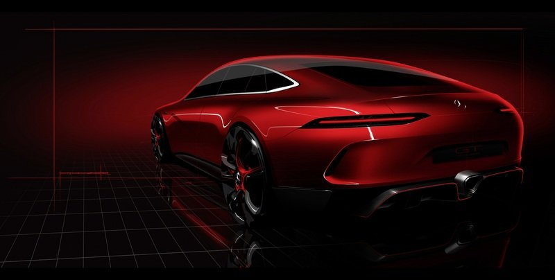Tomorrow We'll See a Four-Door Mercedes-AMG GT, but Why?