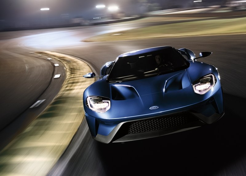 Will the Ford GT's Drive Modes Stop Owners From Going Full Mustang? High Resolution Exterior - image 711488