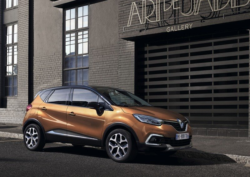 2013 Renault Captur High Resolution Exterior - image 708453