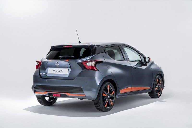 2017 Nissan Micra Bose Personal Edition High Resolution Exterior - image 708949