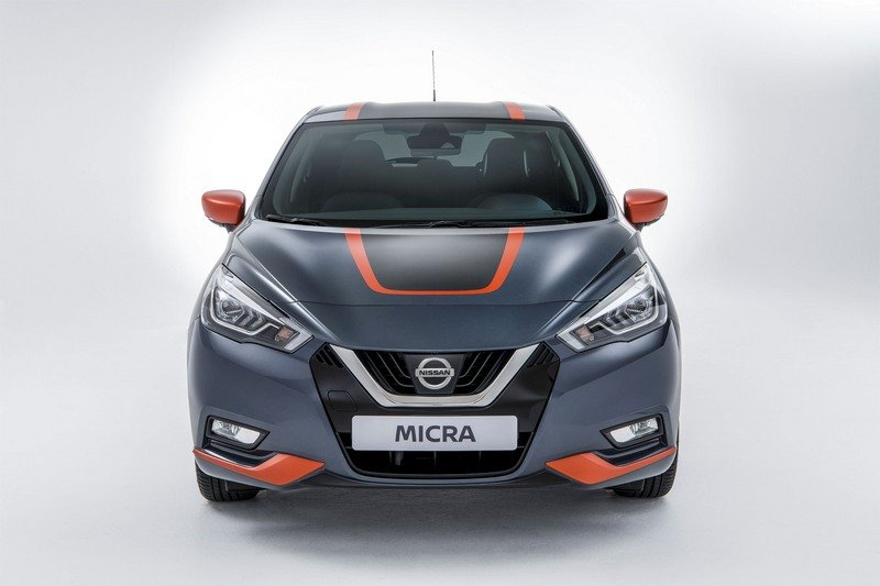 2017 Nissan Micra Bose Personal Edition High Resolution Exterior - image 708950