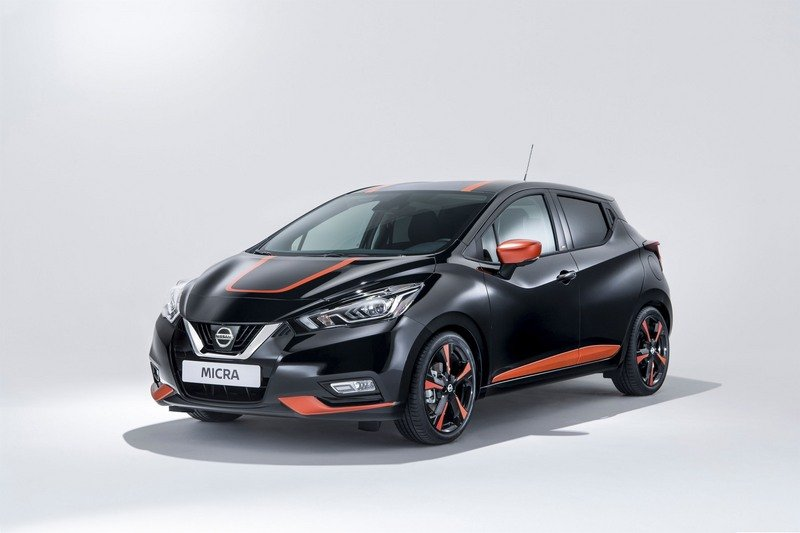 2017 Nissan Micra Bose Personal Edition High Resolution Exterior - image 708951
