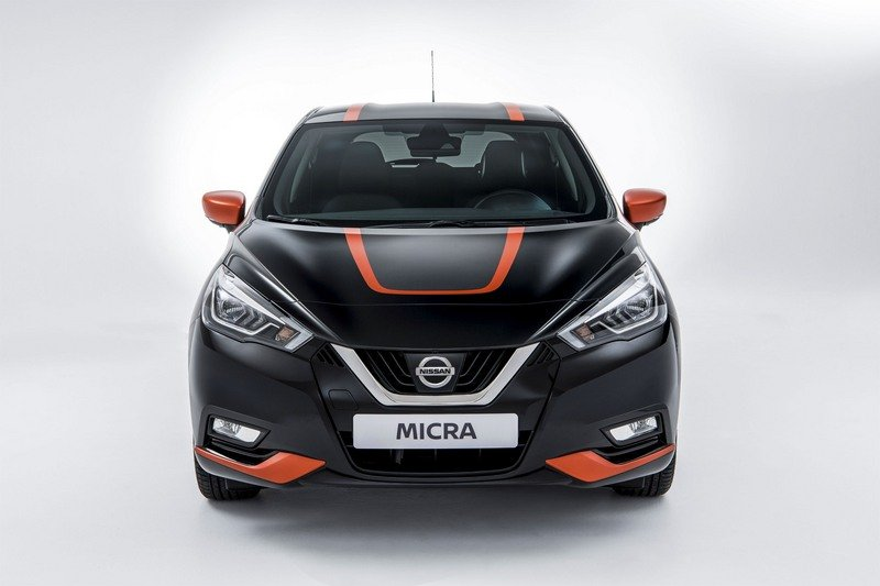2017 Nissan Micra Bose Personal Edition High Resolution Exterior - image 708953