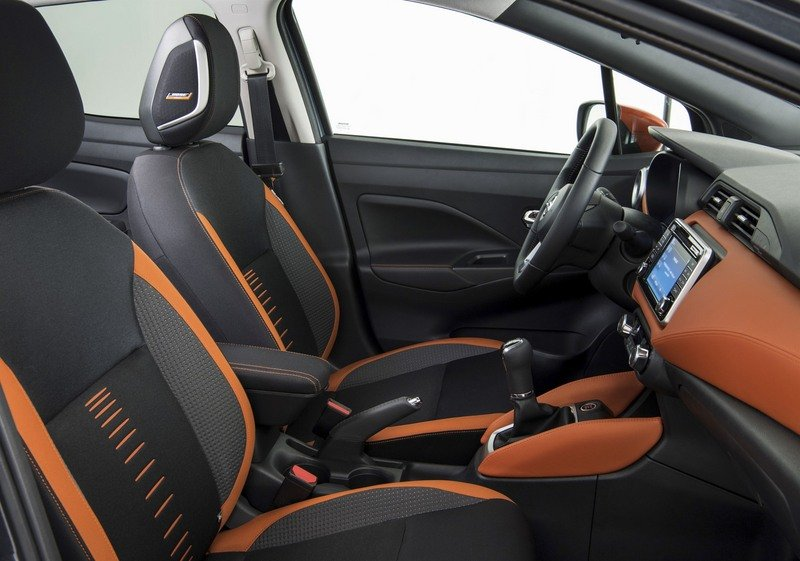 2017 Nissan Micra Bose Personal Edition High Resolution Interior - image 708955