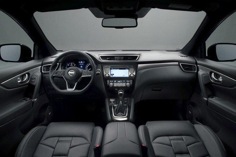Nissan Qashqai Offers Technology And Performance Improvements