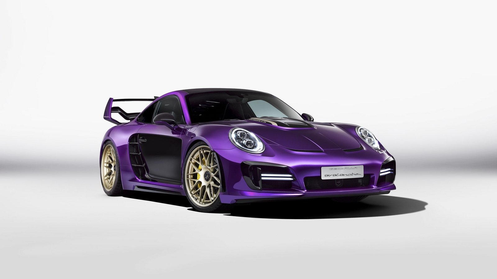 2017 Porsche 911 Avalanche By Gemballa Pictures Photos Wallpapers Top Speed