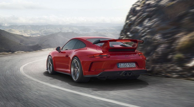 Porsche's Flat Six Just Might Carry On a Bit Longer Without Turbos and a 9,500 RPM Redline!