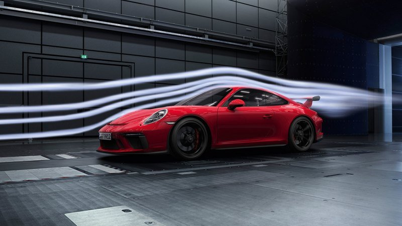 Word Has it that the Next Porsche 911 GT3 Will go Turbo, PDK Only, and Deliver 550 Ponies High Resolution Exterior - image 708354