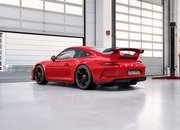 Word Has it that the Next Porsche 911 GT3 Will go Turbo, PDK Only, and Deliver 550 Ponies - image 708358