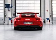 Word Has it that the Next Porsche 911 GT3 Will go Turbo, PDK Only, and Deliver 550 Ponies - image 708369