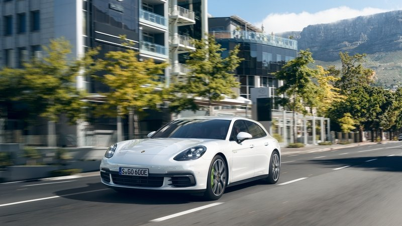 Porsche Finally Gives Us A Panamera Wagon With The New Sport Turismo