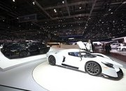 James Glickenhaus' Dreams Of Supercar Supremacy Lives On In The SCG003S - image 708966