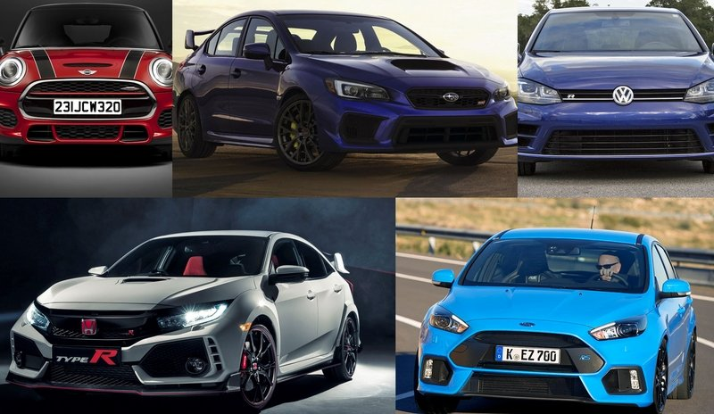 Sport Compact Invasion – Breaking Down 5 Of The Best Pocket Rockets