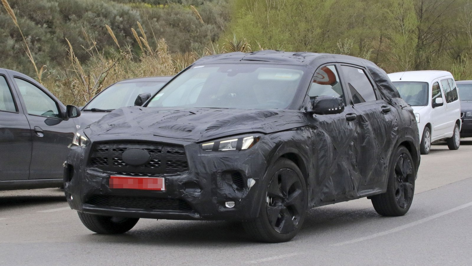 2018 infiniti supercar. perfect supercar 2018 infiniti qx50 intended infiniti supercar