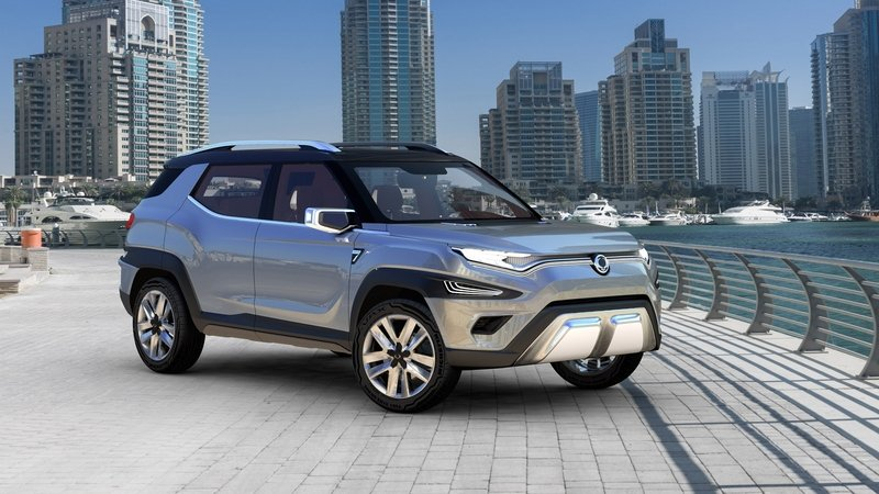 SsangYong's Never-Ending Run Of Concept SUVs Needs To Stop