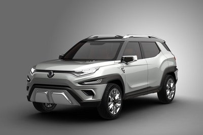 SsangYong's Never-Ending Run Of Concept SUVs Needs To Stop - image 708676