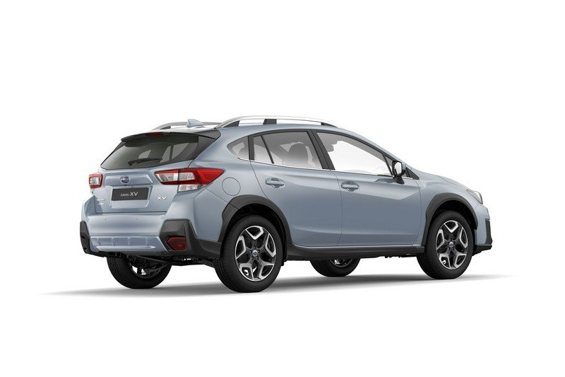 2018 Subaru XV Crosstrek High Resolution Exterior - image 708648