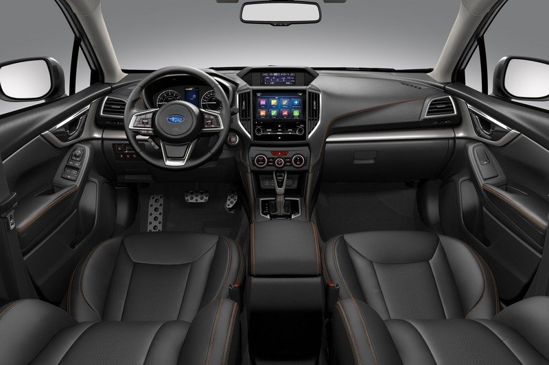 2018 Subaru XV Crosstrek High Resolution Interior - image 708659