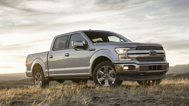 The 2018 Ford F-150 Will Have Night Vision!
