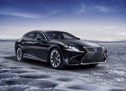 The 2018 Lexus LS 500h Is Further Proof That The Hybrids Are Taking Over - image 708712