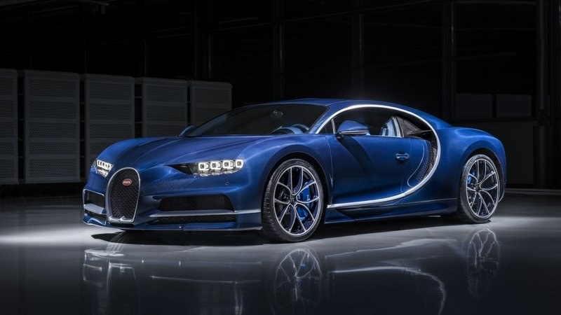 The Bugatti Chiron Proves that the Wealthy Live a Different Way of Life than the Rest of Us