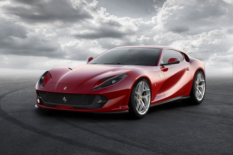 2018 Ferrari 812 Superfast High Resolution Exterior - image 708980