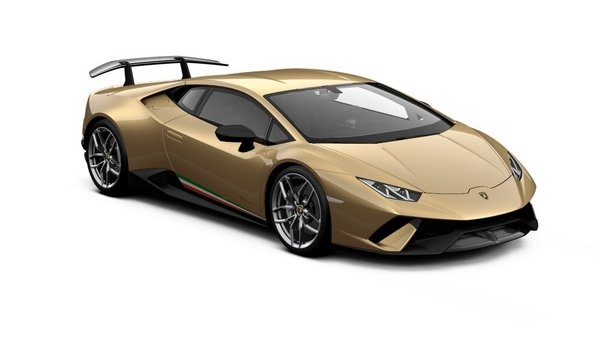 The Lambo Huracan Performante Comes In All Sorts Of